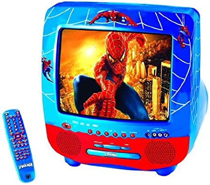 Lexibook Spider-Man CRT TV 14
