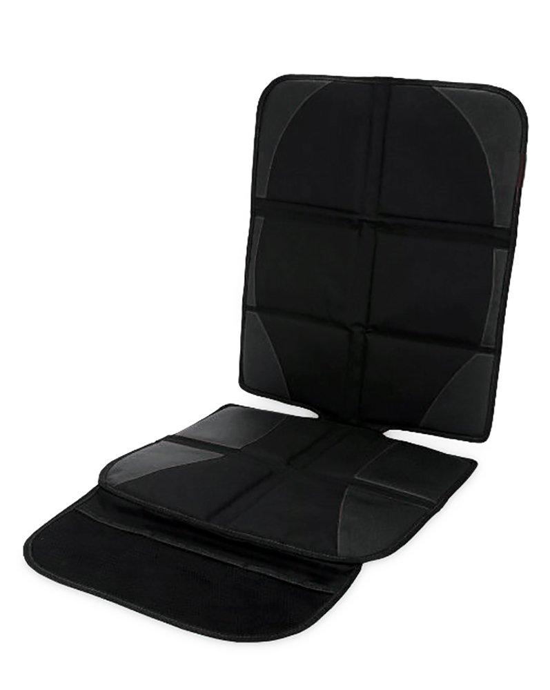 Skaize Kindersitzunterlage Auto-Sitzauflage Kindersitz Sitzschoner Schwarz, Isofix Geeignet SK7477