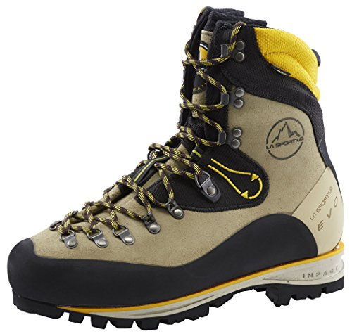 La Sportiva Nepal Trek Evo GTX Shoes Men beige/black Size 44 2018 LuLiRivN