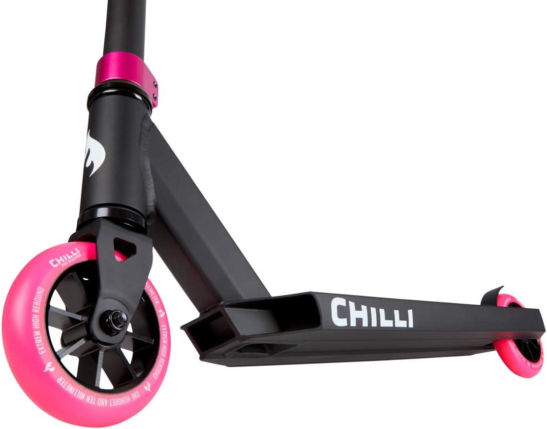 Chilli Pro Scooter Stunt-Scooter H=82cm Trick Tret Roller + Fantic26 Sticker kaufen