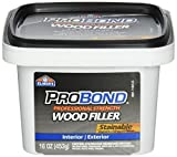 ELMERS Not Available Stainable Wood Filler, 1 Pint (P9891), 16 oz Brown