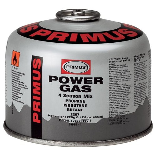 Primos Primus P-220793 230gm Power Gas Canister, 8-Ounce by Primos Hunting