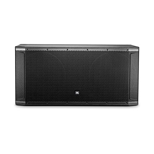 JBL SRX828SP Portable 18'' Dual Self-Powered Subwoofer System by JBL