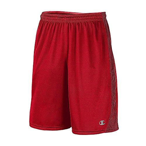 Champion Vapor Knit Men's Shorts_Champion Scarlet_M