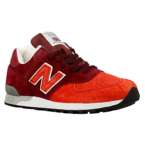 New Balance Made in UK (M576PRP) PRP red