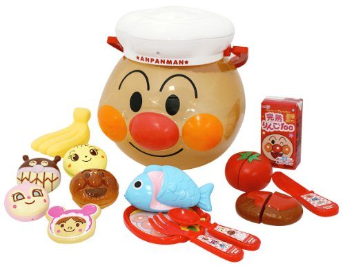Anpanman Kawaii Play House Set(Japan)