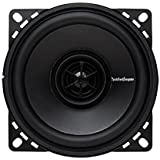 "Rockford Fosgate R14X2 Prime Full Range Coaxial Speaker - 4"" - Set of 2"