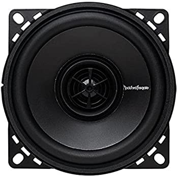 Rockford Fosgate R14X2 Prime Full Range Coaxial Speaker - 4
