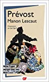 Manon Lescaut (French Edition) 0th Edition