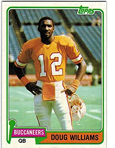 sports shoes 4a5e6 8dc55 Amazon.com: 1981 Topps Tampa Bay Buccaneers Team Set with ...
