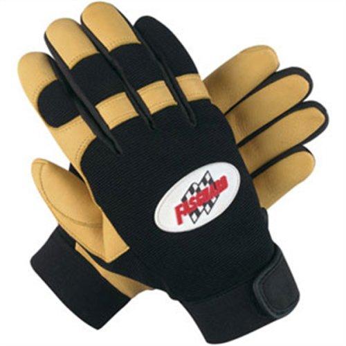 安全手袋 – Fasguard multi-task Deerskin Leather Palm ( XLサイズ) B003ILDX8O