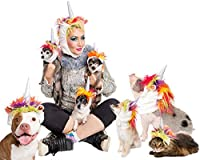 Unicorn Dog Costume and Cat Costume - Pet Costumes by Pet Krewe