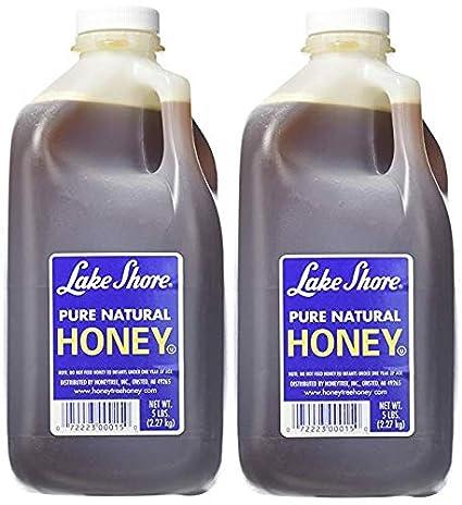 Lake Shore Bulk Honey, 5 Lb