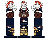 Team Sports America NFL Dallas Cowboys 12 Inch Tiki Totem
