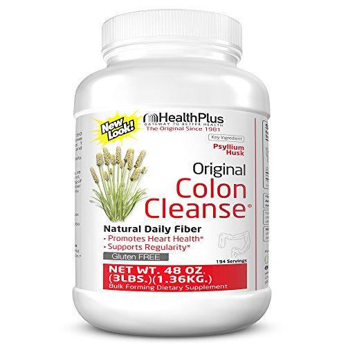 - Health Plus Colon Cleanse, 48-Ounces, 194 Servings