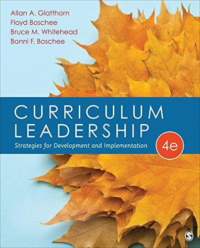 Curriculum Leadership: Strategies for Development and Implementation (Service Level Implementation)