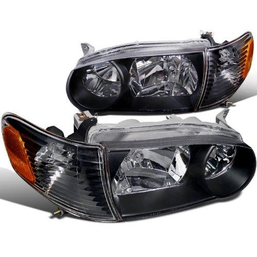 Spec D Tuning 2LCLH COR01JM RS Corolla Headlights