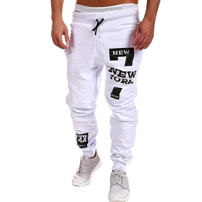 c5665ae08d6fd ♚ Pantalones de chándal para Hombre