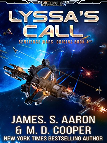 Lyssa's Call by M. D. Cooper & James S. Aaron  ebook deal