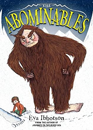 book cover of The Abominables