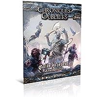 Asmodee BBECOF05 - Chroniques Oubliées Fantasy - Guide du Joueur Anathazerïn