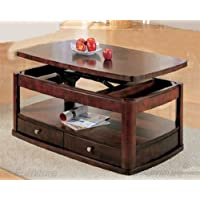 Evans Rectangular Lift Top Cocktail Table with Storage CO700248