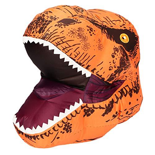 Holoway Adult Dinosaur Shape Inflatable Head Simulation
