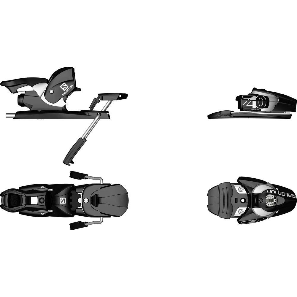 Salomon Z10 Ski Binding Black/White 80