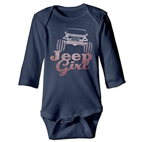 Missone Babys Jeep Girl Long Sleeve Jumpsuit Outfits ()