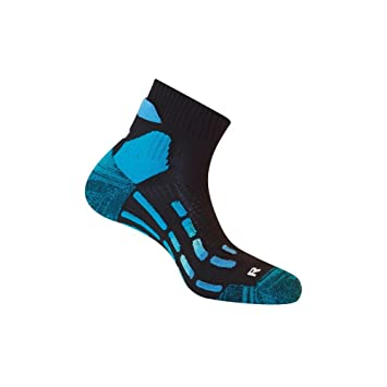 Thyo Pody Aire Trail-Calcetines, Color Blanco: Amazon.es: Deportes y aire libre
