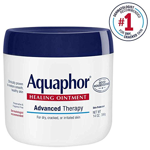 Aquaphor Healing Ointment,Advanced Therapy Skin Protectant 14 Ounce (Pack May Vary) by Aquaphor (Image #2)