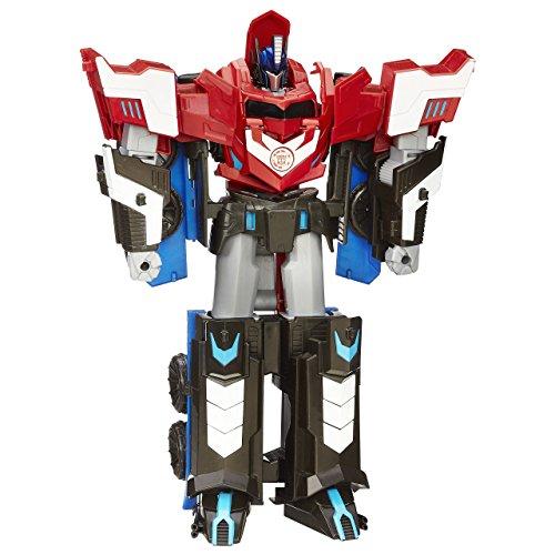 Transformers B1564eu40 - Figurine Cinéma - Rid Mega - Optimus Prime