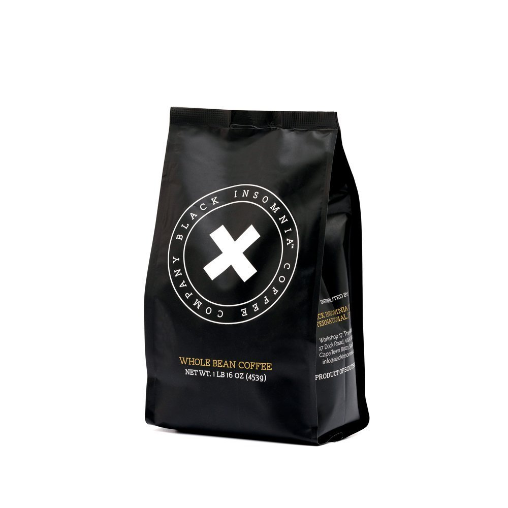 Meet The Worlds Strongest Coffee: Black Insomnia