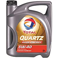 Total 3425901019277 Aceite para Motor Quartz 9000 Energy