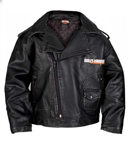 harley-davidson-baby-boys-upwing-eagle-biker-pleather-jacket-blk-0366074-12m