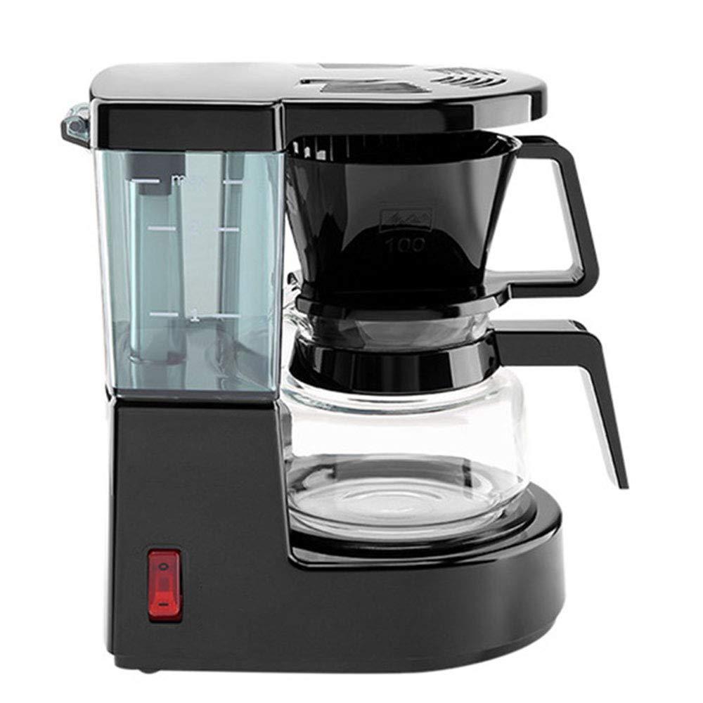 Acquisto Automatico Macchina per Caffè a Goccia avere Trasparente Scala Serbatoio d'acqua e Tenere Caldo Facile da Pulire Multifunzione Caffettiera,500W Prezzi offerta