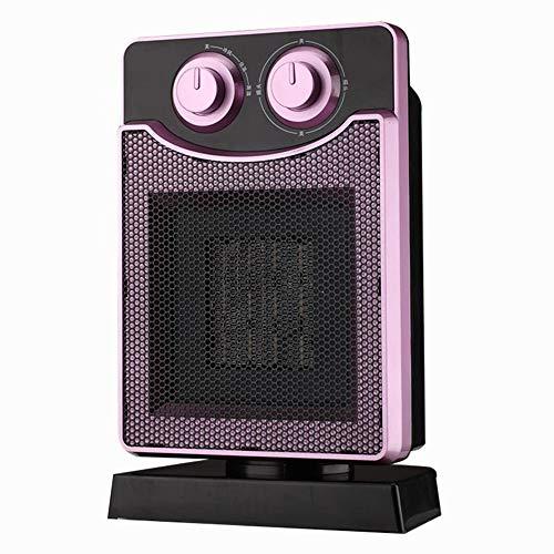 Calefacción LHA Frío y Calor Doble Uso eléctrico Ventilador Hogar Ahorro de energía Ahorro de energía Baño a Prueba de...