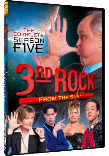 3rd Rock From the Sun - Season 5 by Mill Creek - The Rock 5th Sun From