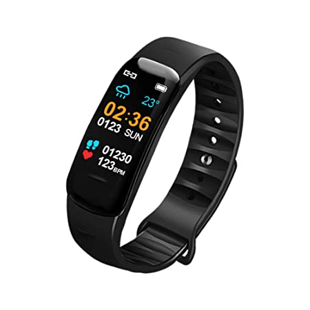 ZNSBH Smartwatch, 5ATM Impermeable Reloj Inteligente Hombre ...
