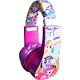 Kid Safe 2 Kid Friendly Headphones Volume Limited On Ear Headphones for Children (My Little Pony)