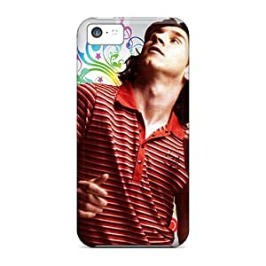 Great Hard Cell-phone Case For Iphone 5c With Unique Design Vivid Messi Series WandaDicks