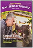Mastering Leadership, Vol. 5: Common Canine Misbehaviors - Solutions to the Five Most Common Dog Problems by Cesar Milan