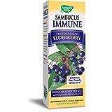 Nature's Way Sambucus Elderberry  Immune Syrup, 8 Ounce
