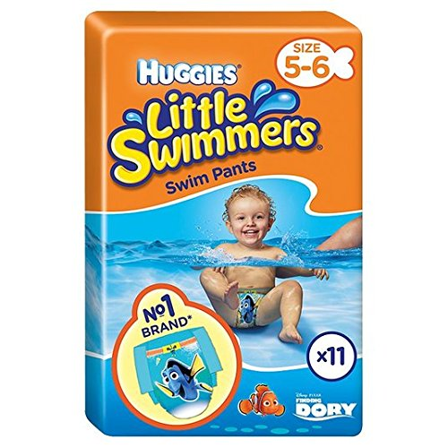 Huggies Little Swimmers Size 5-6 Medium 11 per pack