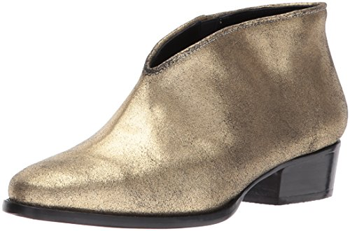 Used, Rachel Comey Women's Devex Ankle Bootie, Gold Distressed for sale  Delivered anywhere in USA