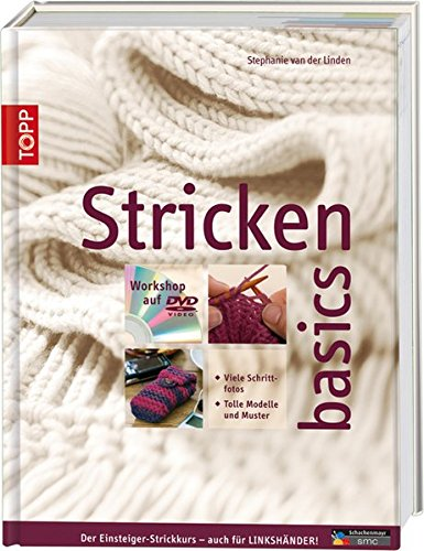 Stricken Basics Mit Kurs Für Linkshänder Inkl Dvd Amazonde