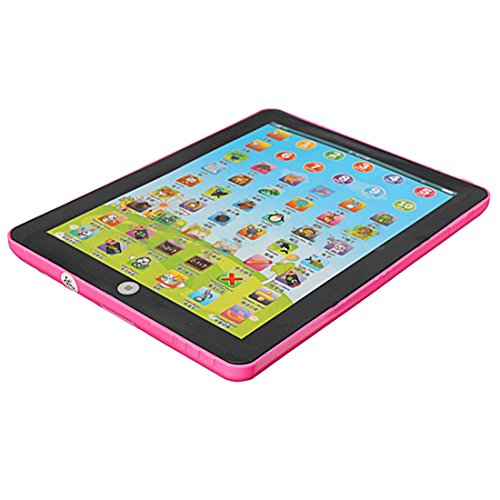 Y-pad English Computer Tablet Learning Education Machine Toy (Pink) - 6
