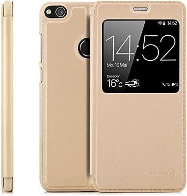 Zanasta Designs Funda Huawei P8 Lite (2017) (Pra-LX1) Cover Flip ...