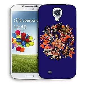 Diseñador Snoogg Teléfono protector de la cubierta del caso para Samsung Galaxy S4