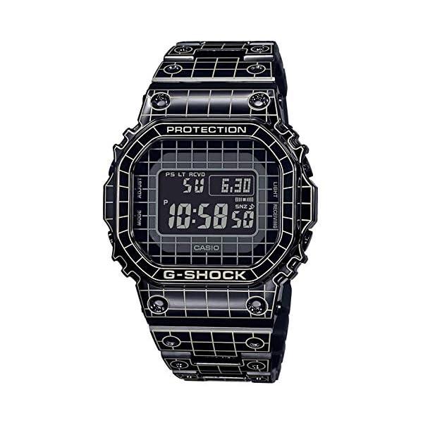 Casio G-Shock GMW-B5000CS-1 - Reloj digital para hombre, edición limitada 2